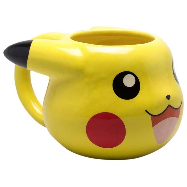 Pokémon Pikachu 3D Mug