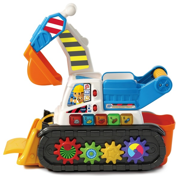 VTech Baby Scoop and Play Excavator
