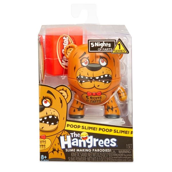 Hangrees Five Nights of Farts