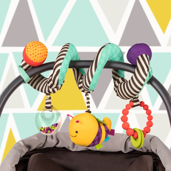 B.Stroller Wiggle Wrap