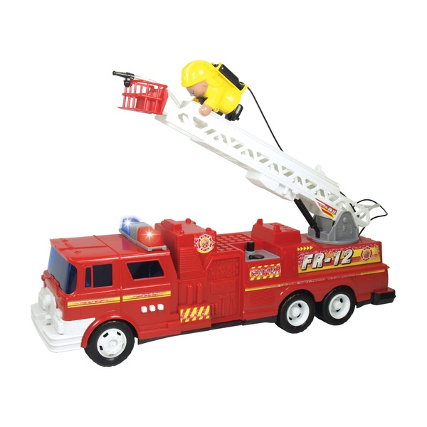 Giant Remote Control Fire Engine