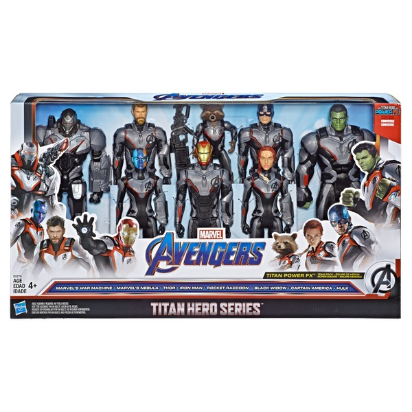 Marvel Avengers Titan Hero 8 Pack
