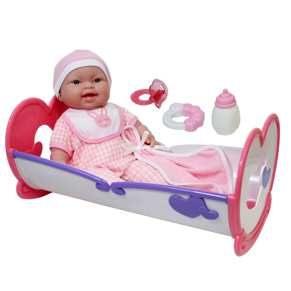 Lots to Cuddle Baby with Cradle