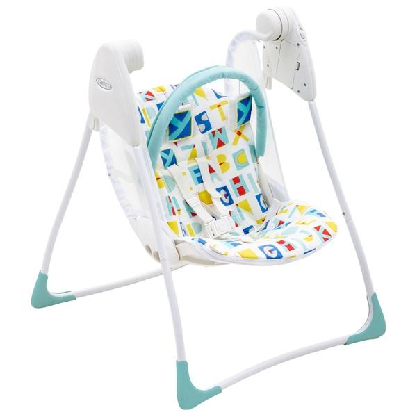 Graco Baby Delight Swing Block Alphabet