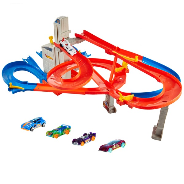 Hot Wheels Auto Lift Expressway
