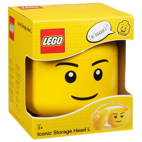 LEGO Large Storage Head