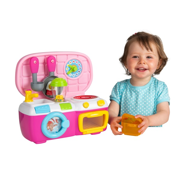 Big Steps Play Mini Play Kitchen