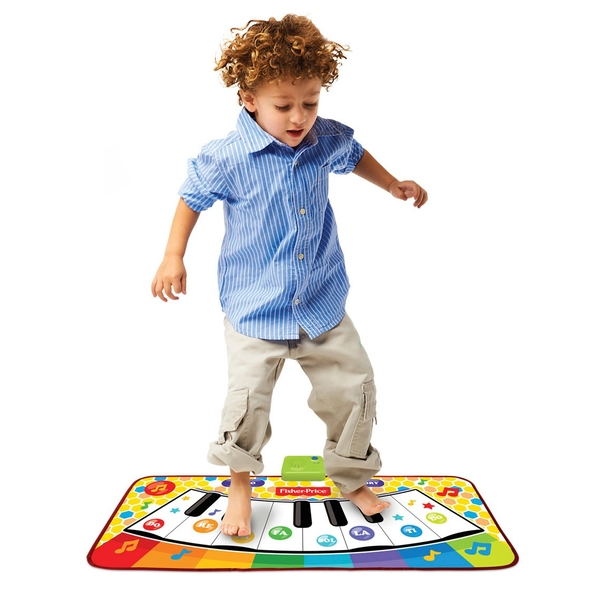 Fisher-Price Dancin'Tunes Music Mat