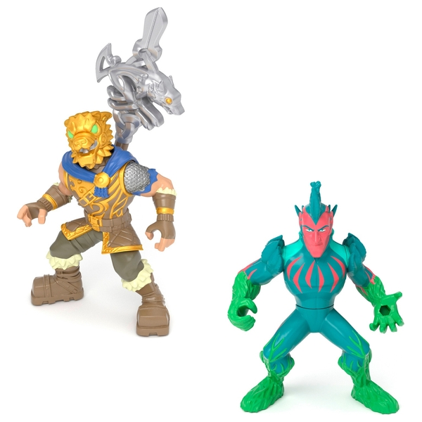 Battle Hound and Fly Trap Duo Figure Pack Fortnite Battle Royale Collection
