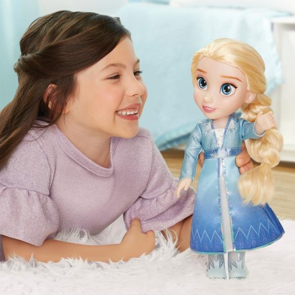 Disney Frozen 2 Elsa Travel Doll