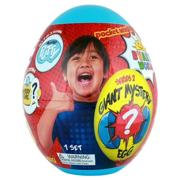 Ryan's World Giant Mystery Blue Egg - Series 2 Assortment