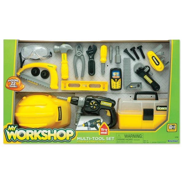 My Workshop Multi -Tool set
