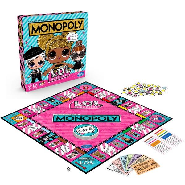 L.O.L Surprise! Monopoly