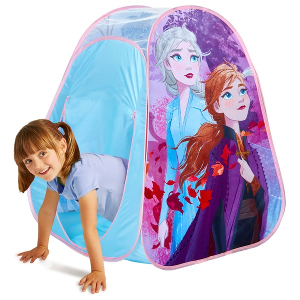 Disney Frozen 2 4-sided Pop Up Tent