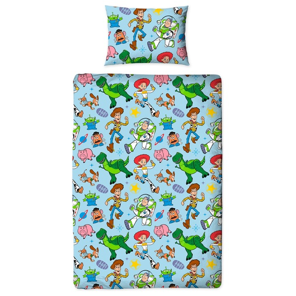 4pc Junior Bedding Bundle Toy Story