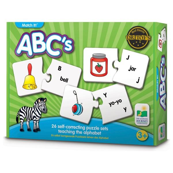 Match It ABC's
