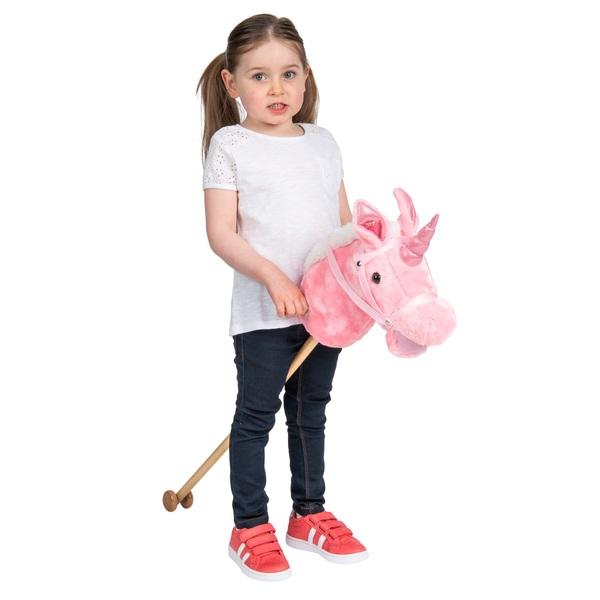 100cm Hobby Horse Pink