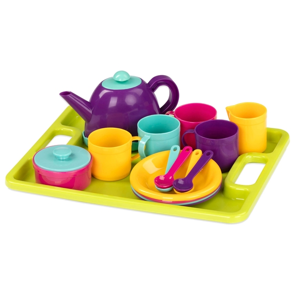 Tea Party for Four