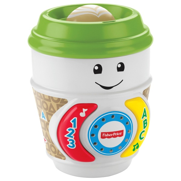 Fisher-Price Laugh and Learn Coffee Cup