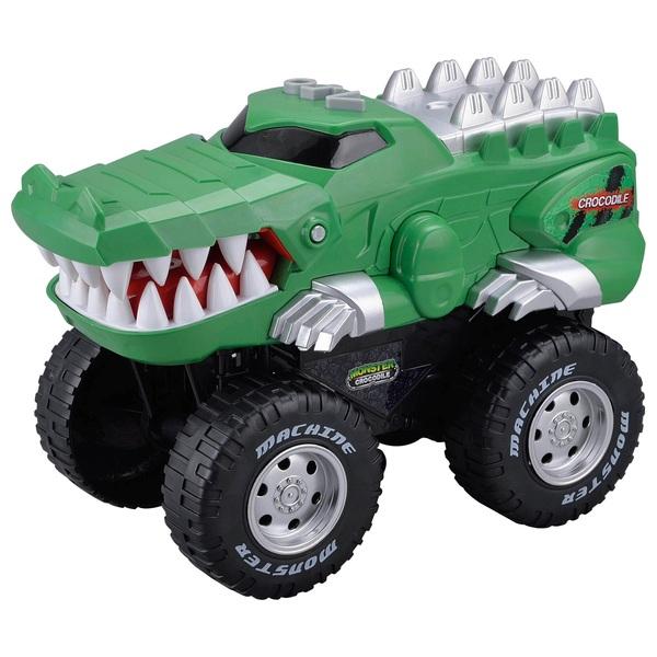 Light and Sound Crocodile Vehicle