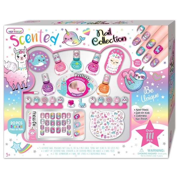 Scented Nail Collection - Magical Friends