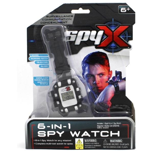 SpyX Spy Watch