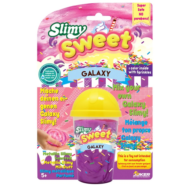 Slimy Sweet Galaxy - Slime Ireland