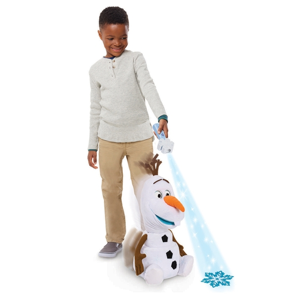 Disney Frozen 2 Follow-Me Friend Olaf Plush