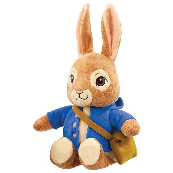 Peter Rabbit Talking Plush