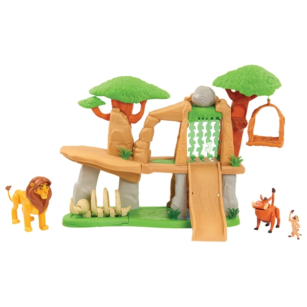 The Lion King Classic Pride Land Playset