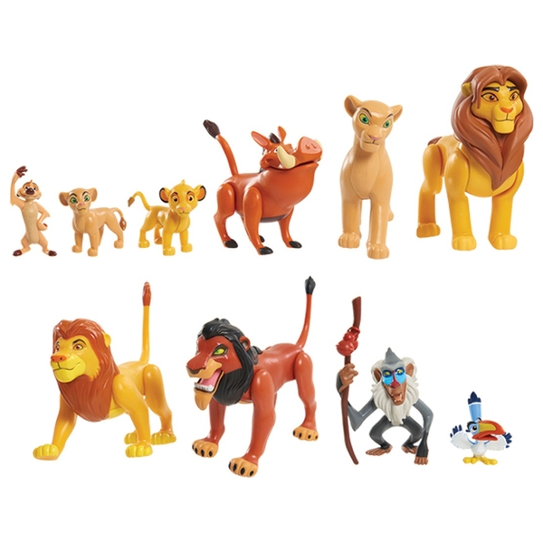 The Lion King Classic Deluxe Figure Set