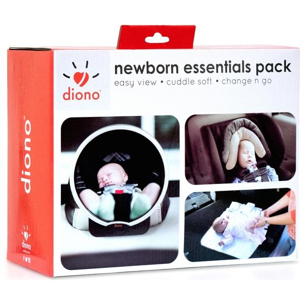 Diono Newborn Car Seat Essentials Pack