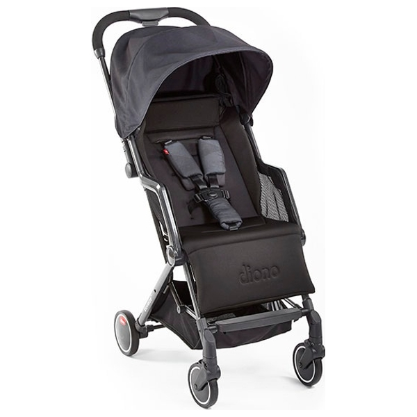 Diono Traverze Black Facet Stroller