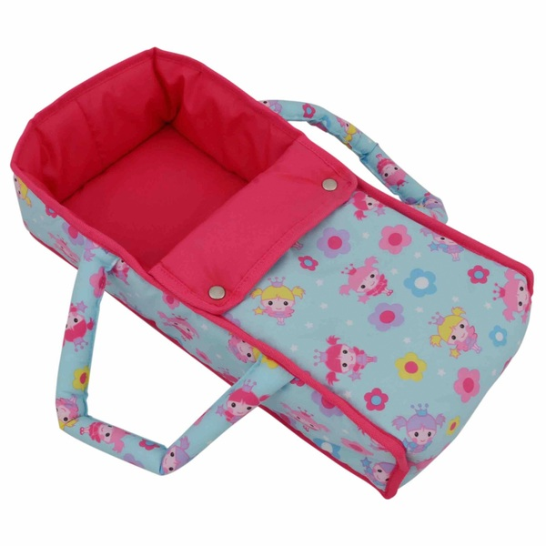 Deluxe Dolls Carrier Cot 46cm