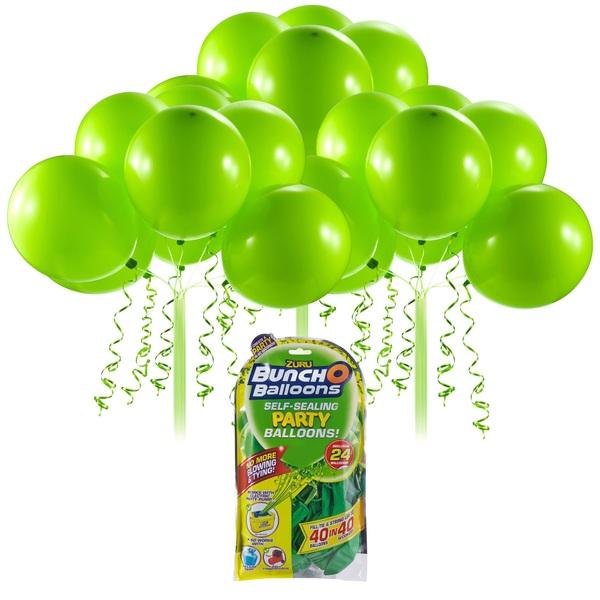 Partybedarfballons - Bunch O Balloons Party Nachfüll Pack 24 Ballons, grün - Onlineshop Smyths Toys