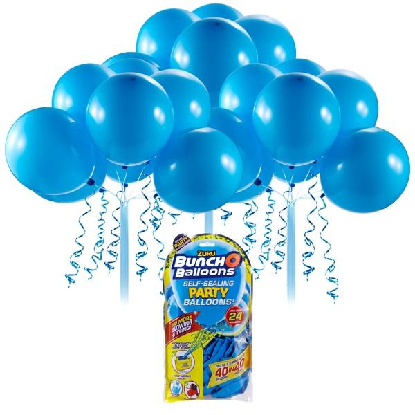 Partybedarfballons - Bunch O Balloons Party Nachfüll Pack 24 Ballons, blau - Onlineshop Smyths Toys