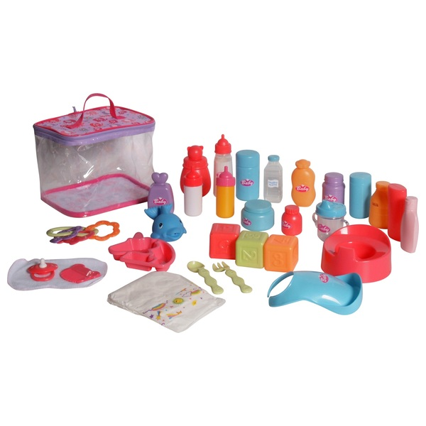 30pcs Doll Accessory Set Smyths Toys