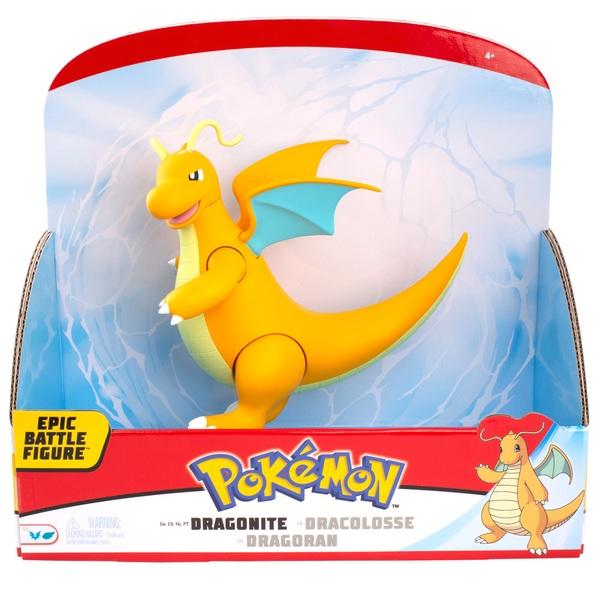 Pokémon Epic figures Dragoran