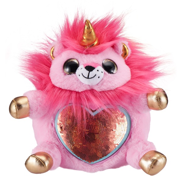 Rainbocorns Lion Pink and Yellow Assortment