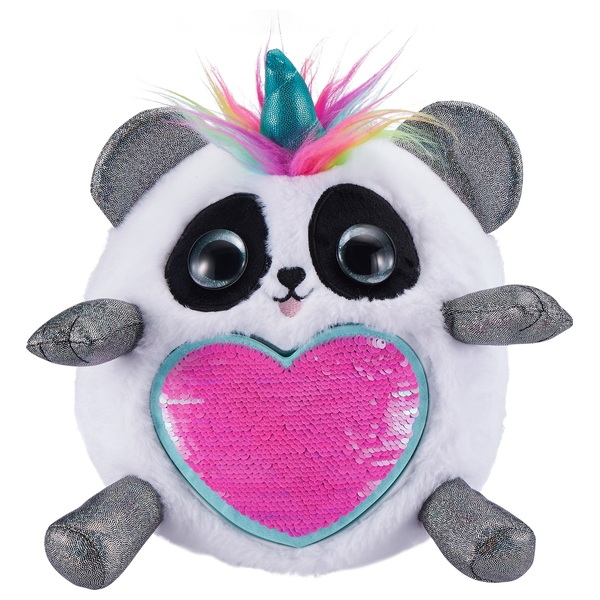 Rainbocorns Panda White and Pink Assortment