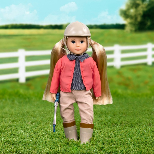 Lori 15cm Riding Doll