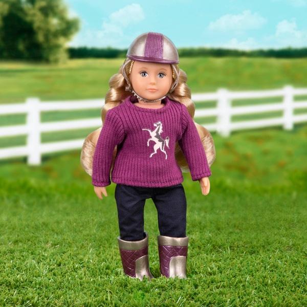 Lori 15cm Riding Doll with Vest