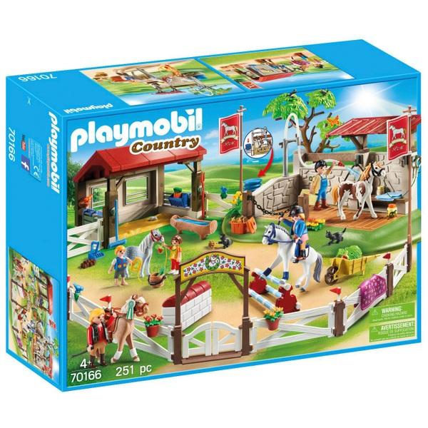 Playmobil 70166 Country Pony Farm