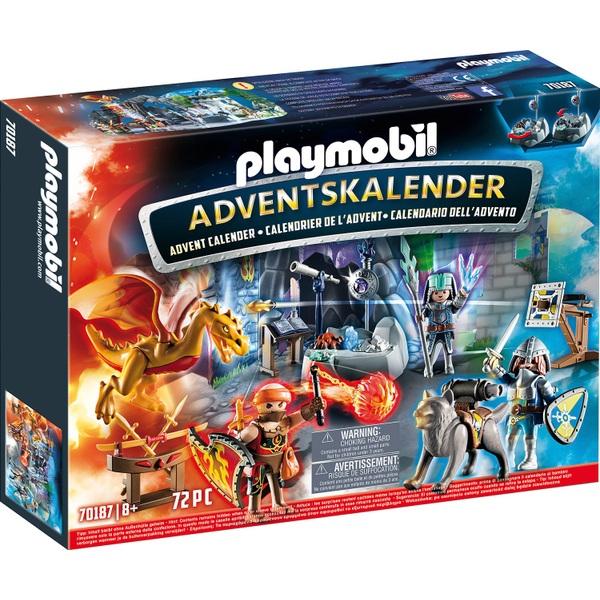 - PLAYMOBIL 70187 Adventskalender Kampf um den magischen Stein - Onlineshop Smyths Toys