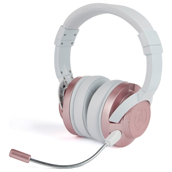 Fusion Gaming Headset for Xbox One, PS4 or PC - Rose Gold