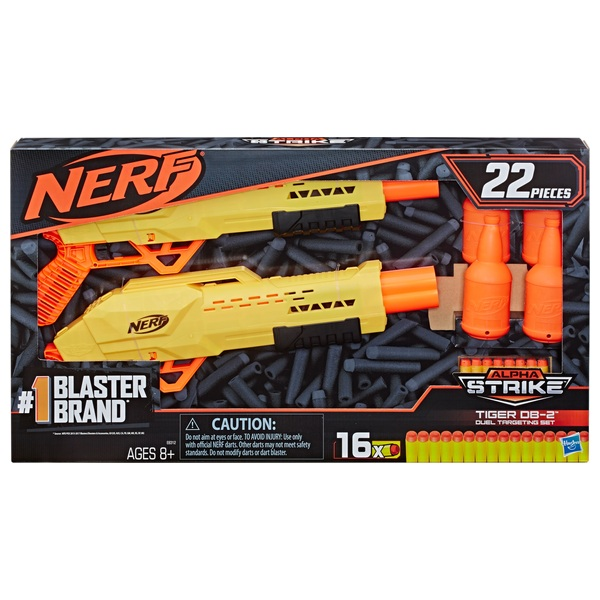 NERF Alpha Strike Tiger Target Set