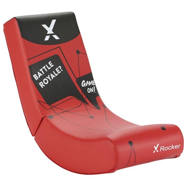 Terrific X Rocker Battle Royale Video Gaming Rocker Smyths Toys Ireland Machost Co Dining Chair Design Ideas Machostcouk