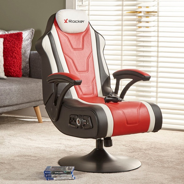 Awesome X Rocker Hurricane 2 1 Gaming Chair X Rocker Gaming Chairs Pdpeps Interior Chair Design Pdpepsorg