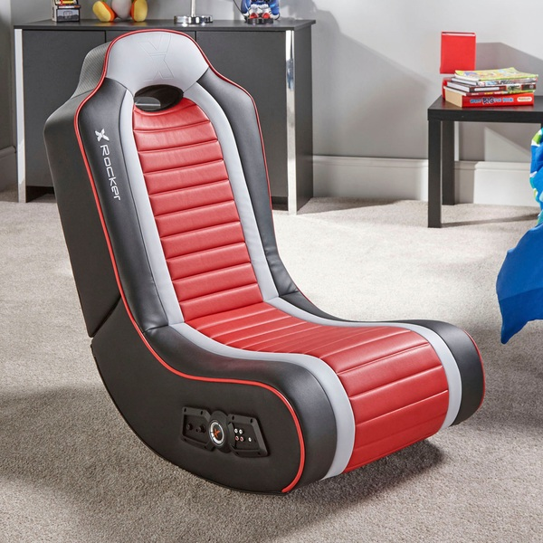 Outstanding X Rocker Cyclone Gaming Chair Smyths Toys Ireland Squirreltailoven Fun Painted Chair Ideas Images Squirreltailovenorg