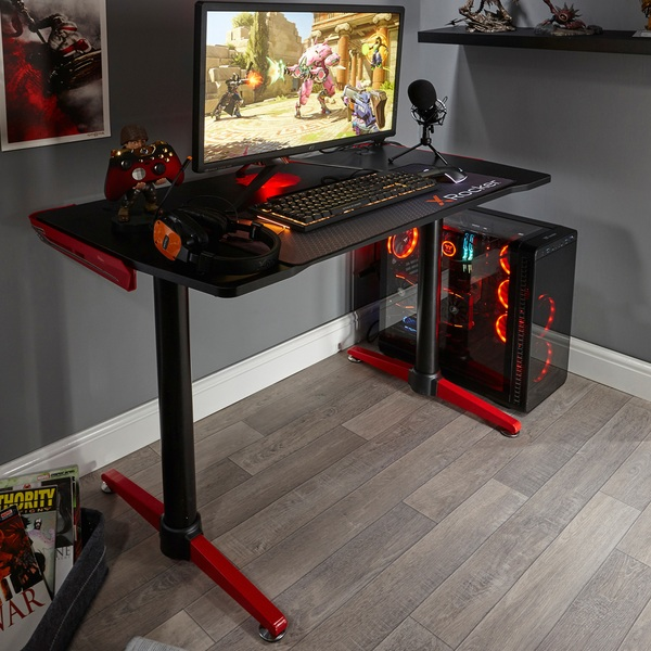 X Rocker Panther Desk